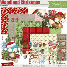 Woodland Collection by Laura Louie