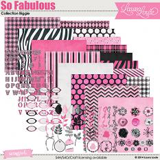 So Fabulous Collection Biggie by Laura Louie