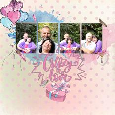 Layout by Marie Hoorne using Valentine Collection by Aftermidnight Design