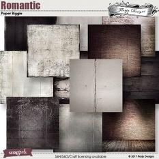 layout using Romantic Paper Biggie by florju designs