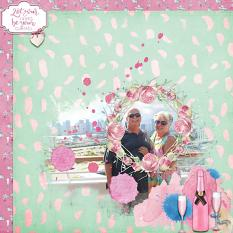 Layout by Debby Leonard using Valentine Collection by Aftermidnight Design