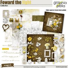 Foward the light by Graphia Bella