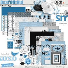 BeaYOUtiful Collection Biggie by DRB Designs | ScrapGirls.com