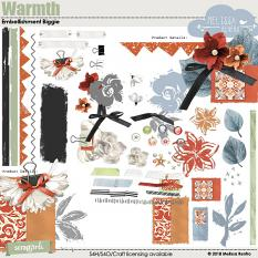 Warmth Embellishment Biggie