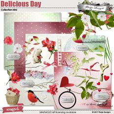 Delicious Day Collection Mini by florju designs