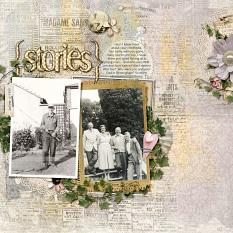 Stories by Katherine Hansen geekgirl designs CT member