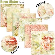 Rose Water Layer Styles samples