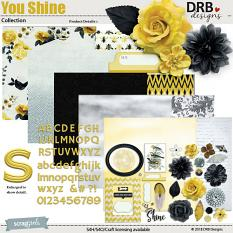 You Shine Collection by DRB Design | ScrapGirls.com