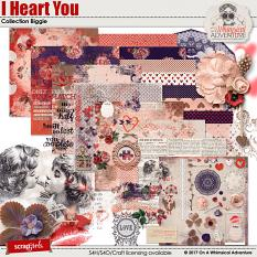 I Heart You Collection Biggie by On A Whimsical Adventure