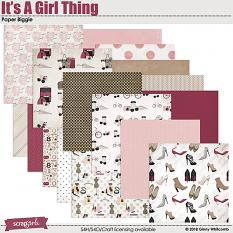 It's A Girl Thing Paper Biggie