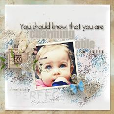 sample of use ScrapSimple Tools - Styles: Create Your Memories by florju designs
