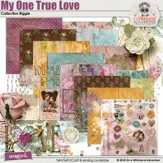 My One True Love Collection Biggie by On A Whimsical Adventure