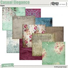 geekgirl designs Casual Elegance Papers