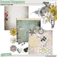 geekgirl designs Casual Elegance Collection Super Mini