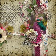 Layout by Chantal Manach CT member for geekgirl designs