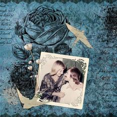 Layout by Carole Nyssen CT member for geekgirl designs