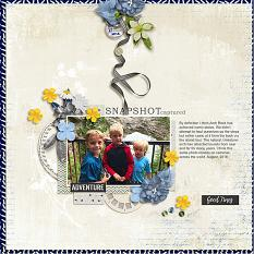 layout by Bea using Onederful 4 by Dagi's Temp-tations