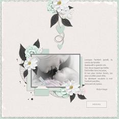 layout by Geraldine using Onederful 4 by Dagi's Temp-tations