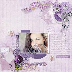 layout by Veronica using Onederful 4 by Dagi's Temp-tations