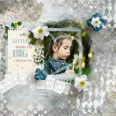 layout using  Eternity Addon Papers by florju designs