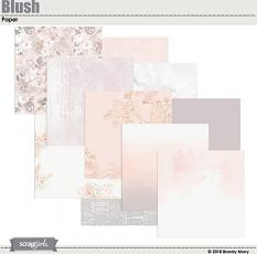 Blush Paper by Brandy Murry