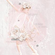 Blush Collection ballet layout by Brandy Murry