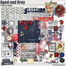 Aged and Grey Collection Biggie