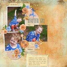 layout by Andrea using Easter Eggstravaganza by Dagi's Temp-tations