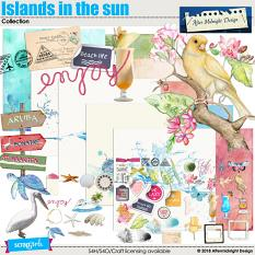 Islands in the sun by Aftermidnight Design