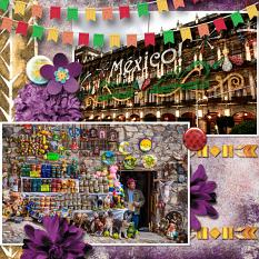 LO made with Cinco de Mayo Collection Mini by Caroline B.