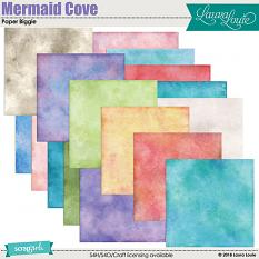 Mermaid Cove Paper Biggie
