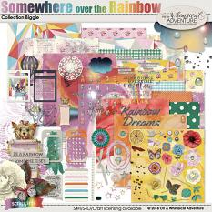 Somewhere Over The Rainbow Collection Biggie by On A Whimsical Adventure