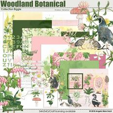 Woodland Botanical Collection Biggie