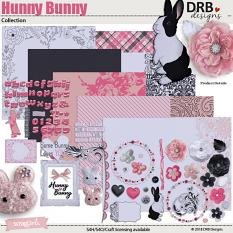 Hunny Bunny Collection by DRB Designs | ScrapGirls.com