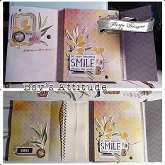 hybrid layout using Value Pack: Boys Attitude by florju designs