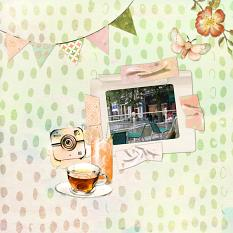 layout by Marie Orsini using Lazy Summerdays Collection by Aftermidnight Design