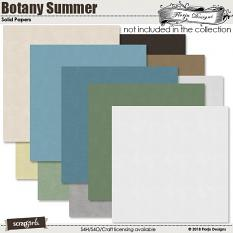 Value Pack: Botany Summer by Florju Designs
