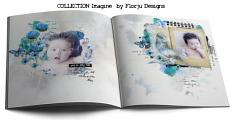 layout using Value Pack : Imagine by florju designs