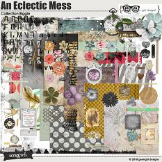 An Eclectic Mess Collection Biggie by geekgirl designs