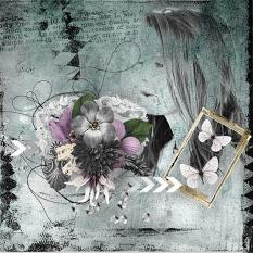Layout created by geekgirl designs Creative Crew Member Chantal Manach