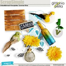 Summer time by Graphia Bella