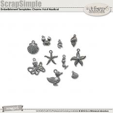 CU Charms Vol4 by On A Whimsical Adventure