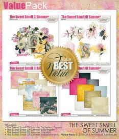 Value Pack The Sweet Smell Of Summer by On A Whimsical Adventure