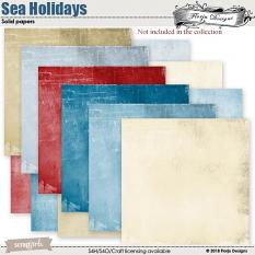 Value Pack : Sea Holidays by florju designs
