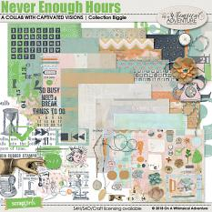 Never Enough Hours Collection Biggie by On A Whimsical Adventure