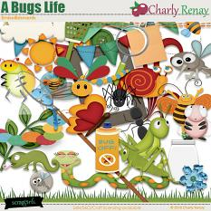 A Bugs Life Embellishments By Charly Renay