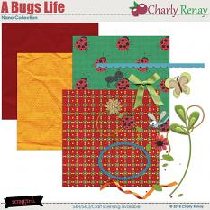 A Bugs Life Nano Collection By Charly Renay