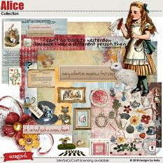 Alice Collection by Designs by Helly