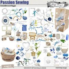 Passion Sewing Collection Biggie by Florju Designs