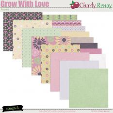 Grow With Love Papers By Charly Renay